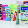 Que pasta de dentes comprar?