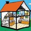 Prevenção de acidentes domésticos nas crianças – Cuidados a ter nas divisões das casas