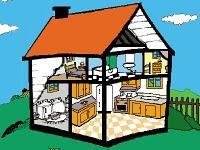 Preven o de acidentes dom sticos nas crian as cuidados - Tipos de calefaccion para casas ...